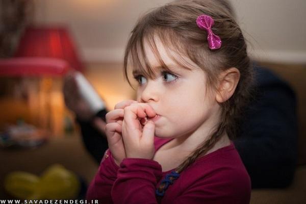 والدین و عادتی در فرزندان که خیلی وحشتناک نیست!