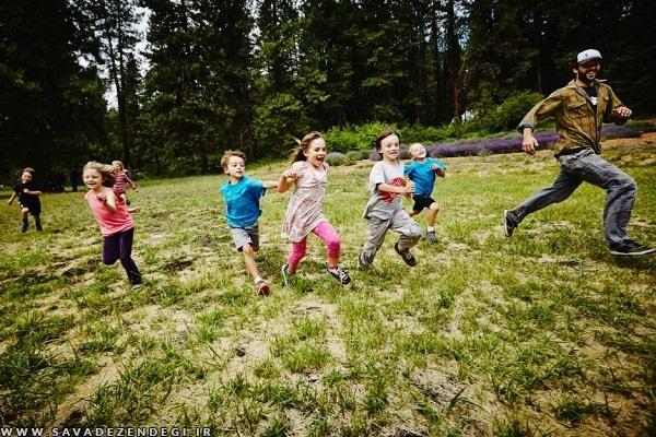 وقتی انرژی همراهی با فرزندانمان را نداریم!